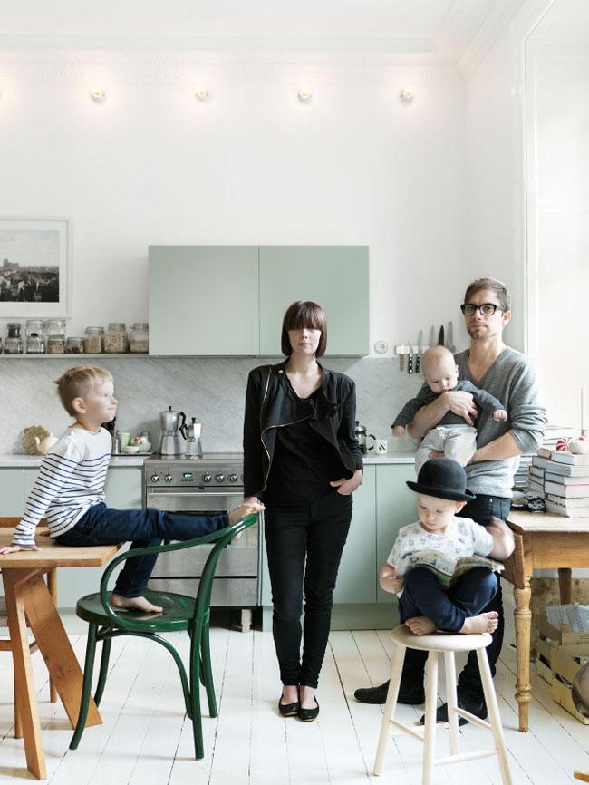 Binnenkijken bij een zweedse interieur stylist for Interieur stylist