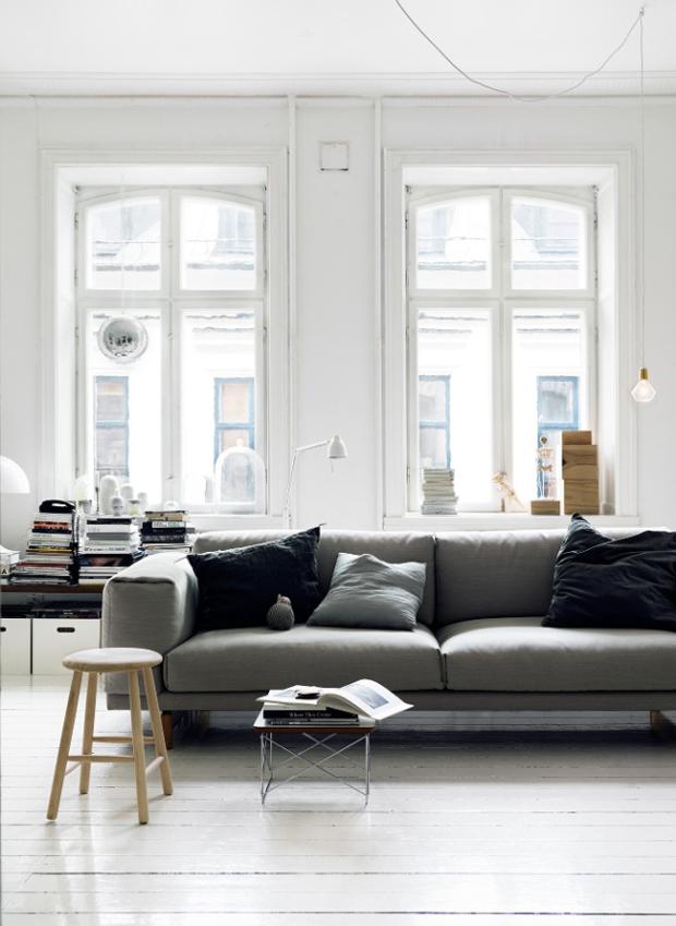 Binnenkijken bij een zweedse interieur stylist for Interieur stylist gezocht