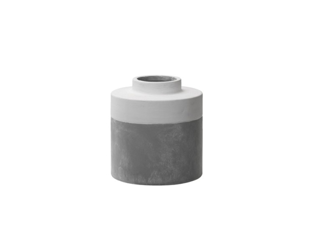 budget, leenbakker, vaas, beton, eigenhandig